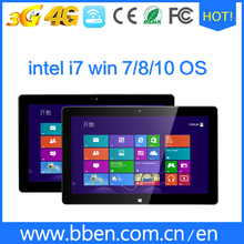 IPS screen Win8 Tablet PC Intel CPU Dual Core 2G DDR3 / 4G DDR3 tablet computer 3G WCDMA phone calling tablet pc