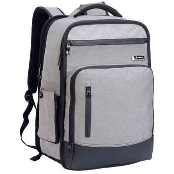 "Large Capacity Double Rough Trekking Back Pack 17"" Laptop Backpack Rain Cover"