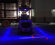 Perfect output forklift led warning blue light ,beacon led work light 10 80V DC