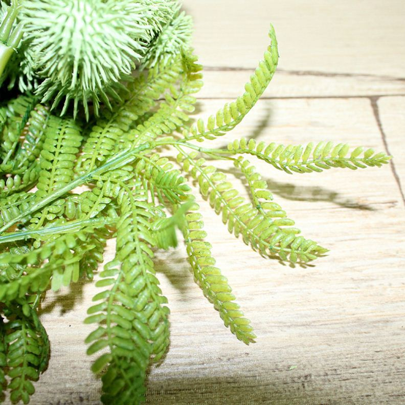 Unique Factory Evergreen artificial green foliage for home art