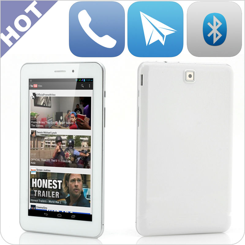 MT8312 - M700 7 inch dual core 3G phone dual sim iwin tablet