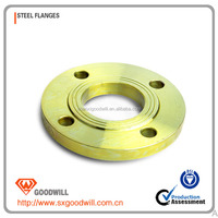 ring type joint blind flange 600lb