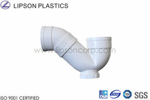 Plastics Drainage Fittings U-trap with Inspection
