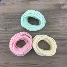 New Arrival factory directly sell headband wholesale spandex nylon headband