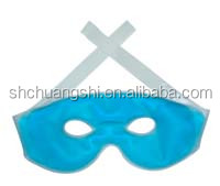 Anti-wrinkle new design gel sleep eye masks /reusable freezer gel cooling eye pad for promotion