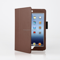 Guangzhou Danycase popularity Stand Leather Cover Case for iPad Mini