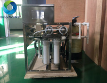 Full automatic sea water desalination machine for desalting salt water into drinking water maker