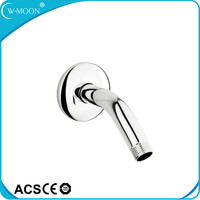 6 inch Chrome Small Shower Arm and Flange