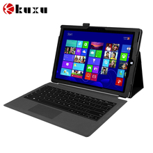 For Microsoft Surface Pro 4 Fold Smart Case Cover Keyboard Station Styluses hold