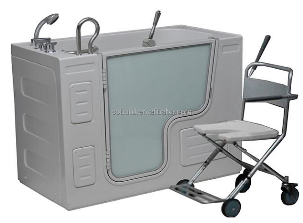 handicap bathtub/elderly walk in bathtub/walk in tub shower combo