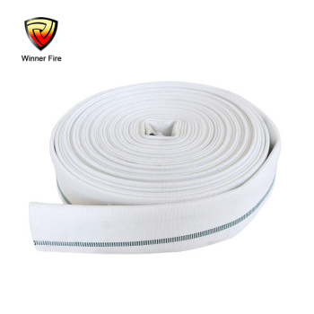 Durable High Pressure Rubber Lining Canvas Fire Hose