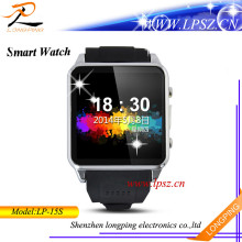 Unisex high quality bluetooth smart watch with mp3 player