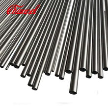 ASTM B338 Gr2 Titanium tube welded for titanium exhaust pipe