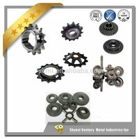 metal gear/ sonic gear/ decorative gears