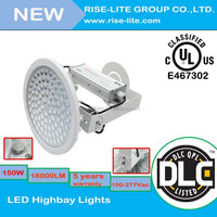 Indoor Outdoor Stadium Gym dimmable induction IP65 led high bay light super ray led light