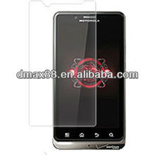 Anti glare tablet screen protector for Motorola droid bionic oem/odm