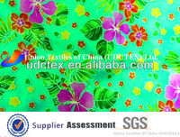 150D Fashional Flower Polyester Printing Chiffon fabric