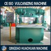 CE certification Inner tyre vulcanizing machine/tyre recycle machine with free parts from hc RFQ