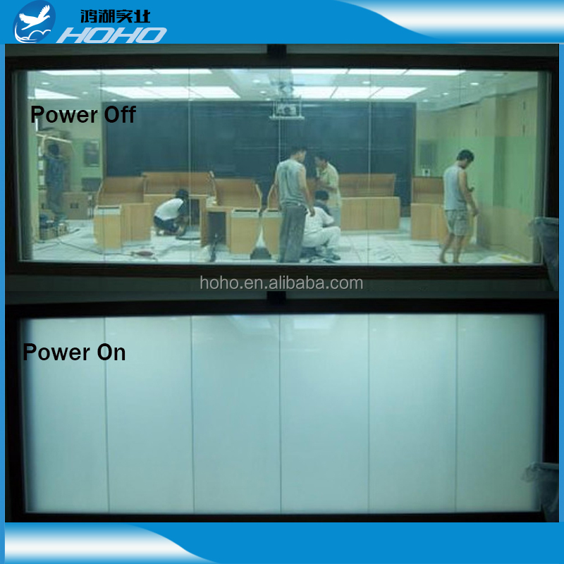 High quality Switchable Liquid Crystal Film smart glass film/smart window film for glass door/glass window