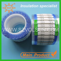 Electrical wire identification cable marker tube