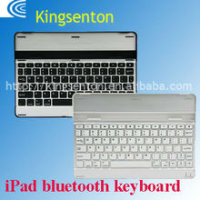 Hot New Wireless Bluetooth White Keyboard Slim for Apple Windows System iPad Laptop PC