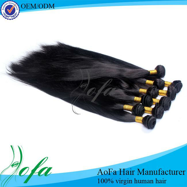 A large number of wholesale virgin hair