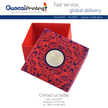 Cheap prices colorful paper gift packaging box, paper box jewelry with customized logo