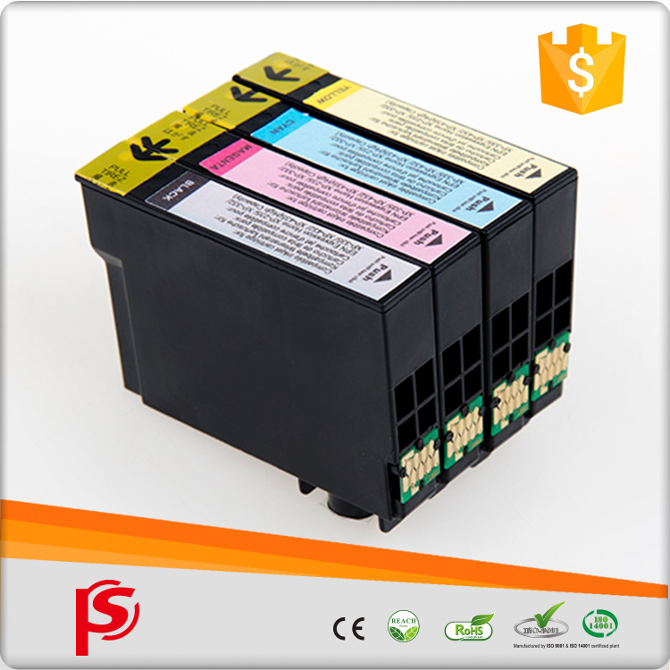 Compatible Black Cyan Magenta Yellow ink cartridge T2991 for EPSON Expression Home XP-235 / 332 / 335 / 432 / 435