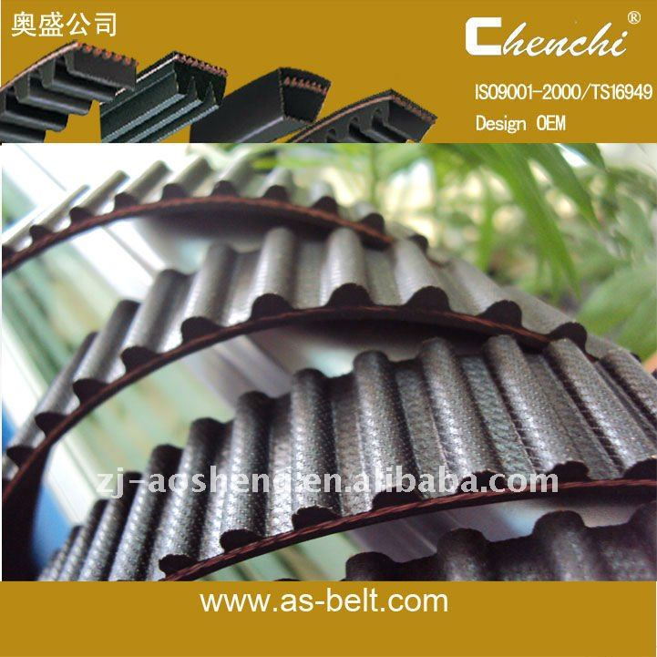 127RU25 162S8M20/109YU25 OE 96103128 power engine belt spare parts conveyor endless rubber timing belt