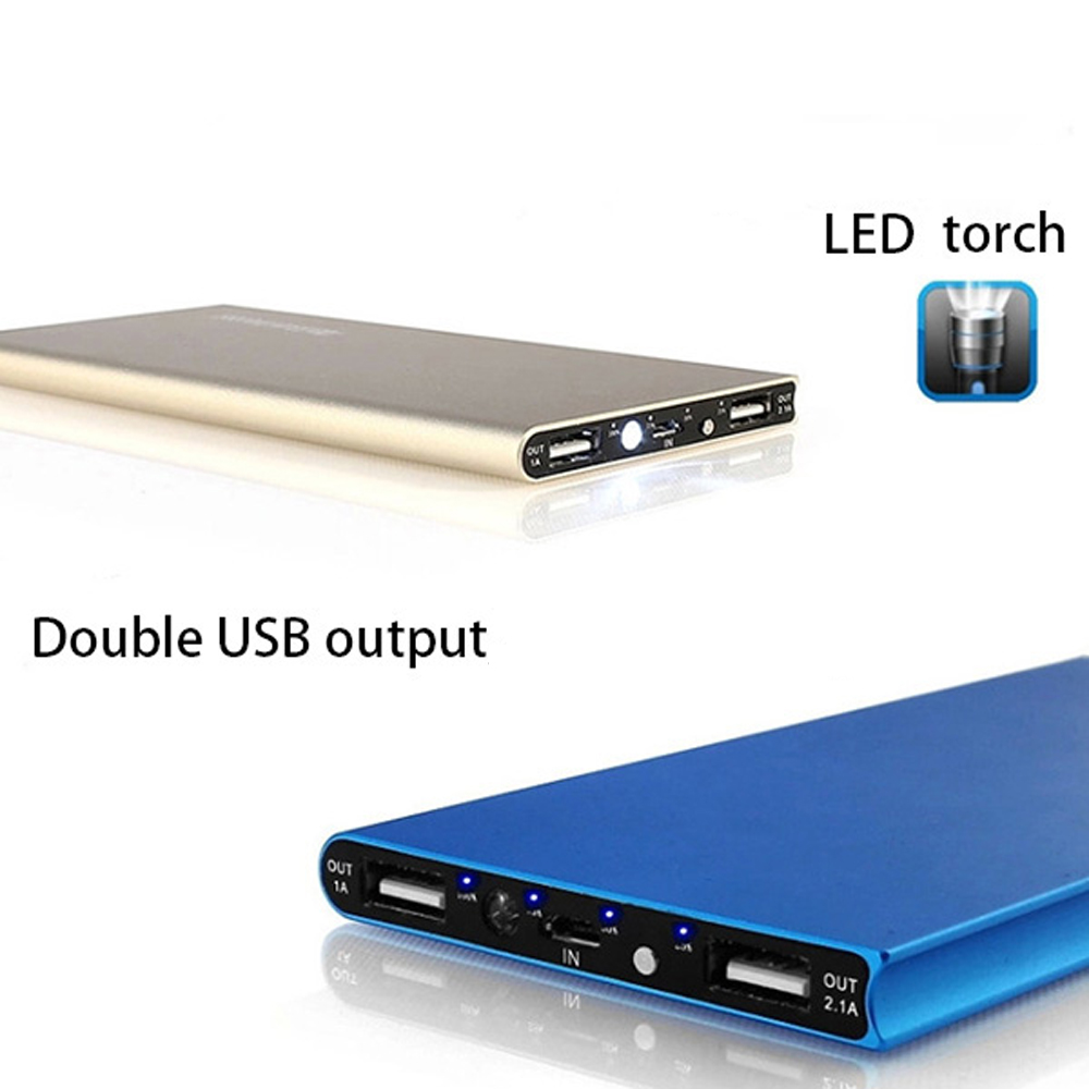 Powerbank 20000mah, 12000mah battery cell phone usb portable mobile best power bank charger 20000mah