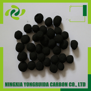 Factory supply coal based spherical activated carbon for gas desulfurization
