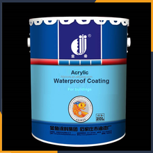 High quality Golden fish water based Acrylic waterproof coating for building form China