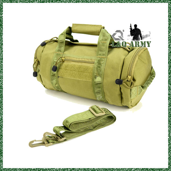 MILITARY Boston Carry Hand Shoulder Bag