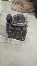 Sauer 90R055 Hydraulic Variable Piston Pump For mixer Trucks Hydraulic System