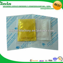 Hot sale Welcome to visit factory FDA CE MSDS SGS ISO japanese version detox foot patch