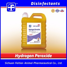 Disinfect / Antisepsis / Hydrogen peroxide solution for poultry