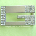 40MM R-62722-7 unique products to sell buckle with rhinestone
