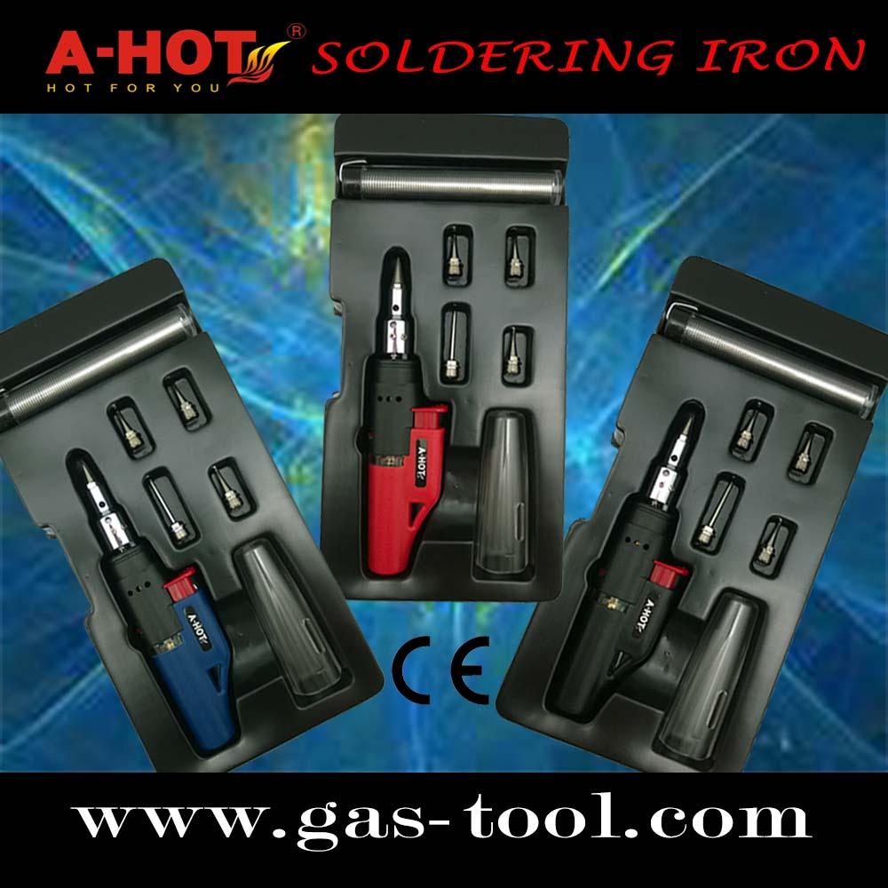 Protable safe Lighter Soldering Iron Pen