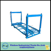 Factory Foldable Metal Auto Engine Rack for car manufacturers