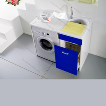 Laundry Sink Cabinet Combo& Laundry Tub with Cabinet Furniture From China