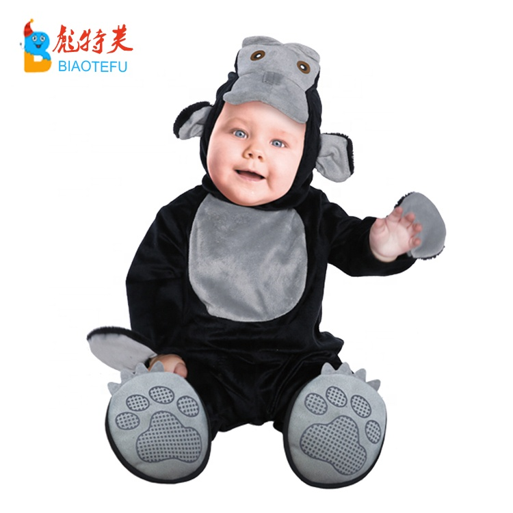 high quality toddlers infant gorilla animal orangutans cosplay costumes