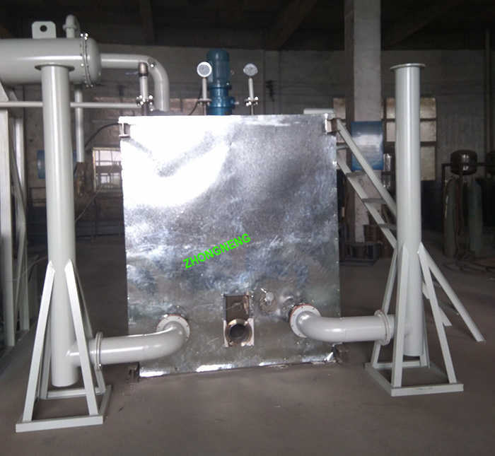 Used Engine Oil Recycling System, Waste Engine Oil Treatment Plant Series BOD