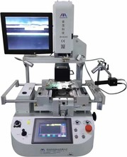 smd repair tool machine ZM-R6200C Auto bga soldering and desoldering station