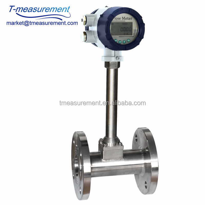 compress air flowmeters Digital Flow Meter made in China for chemical industry