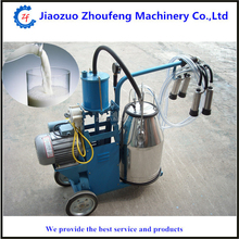 Stainless Steel Dairy Farm Cow Milking Machine Portable Milking Machine for sale(Whatsapp:+86-13782839261)