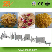 Variable shape according to your design Bulking making Machine Kelloggs corn flakes making machine
