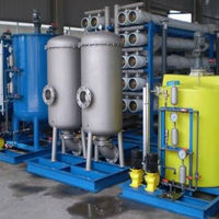 RO Water Purification Plant With Chemical