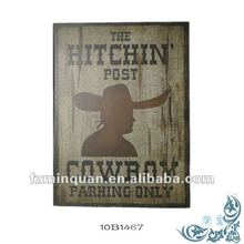 Cowboy Country Farm Hanging Decor
