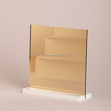Colorful and high brightness acrylic plastic sheet eco-friendly thin acrylic mirror sheet