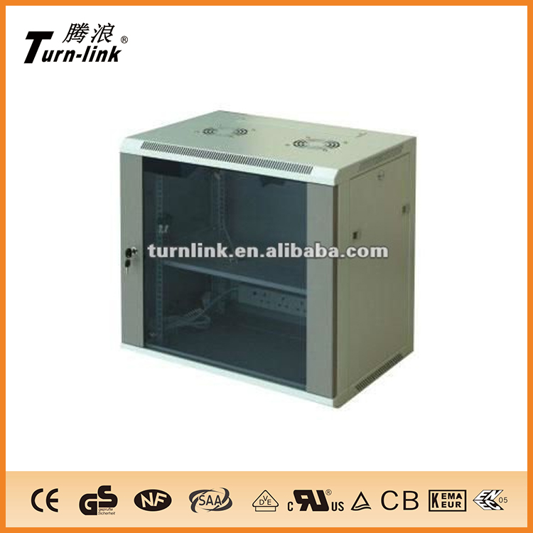 19'' Wall Cabinet Used for Telecommunication Solution